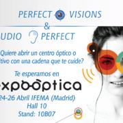 PerfectVisions ExpoÓptica 2020